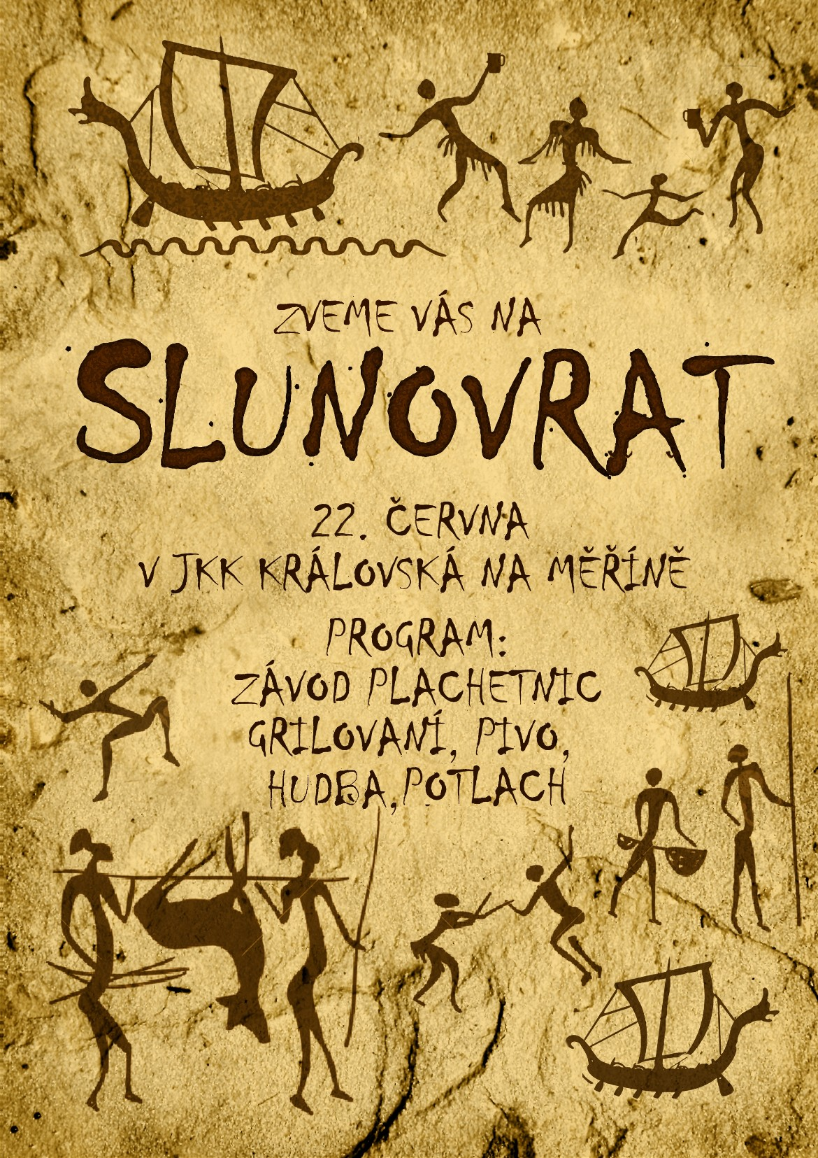slunovrat plakat 2019